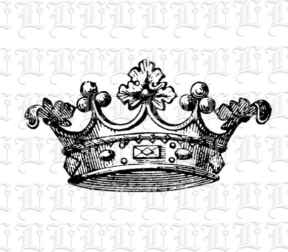 Queen Crown Clip Art