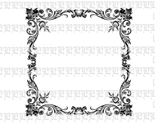 85 Free Vintage Vector Ornaments Free Vector Art at